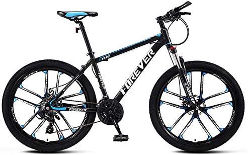 GPAN 26 pollici Bici Mountain Bike Bicicletta Unisex,21 velocità ...