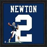 Auburn Tigers Cam Newton 20X20 Framed Uniframe Jersey Photo