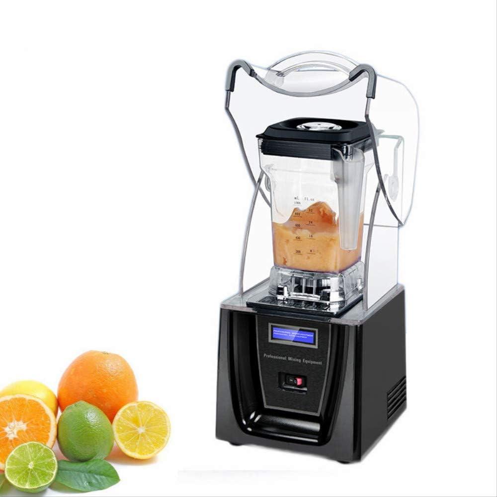 Licuadora 1.5l Batidora Licuadora profesional de alta potencia Mezclador eléctrico Licuadora Procesador de alimentos con cuchilla Molinillo de alimentos