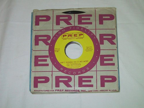No Petticoat (I Ain't Gonna Do It No More + Manhattan Mountains [7-inch 45rpm record])