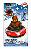 Wham-O Snow Boogie Red White Air Tube 37 Snow Tube Sled