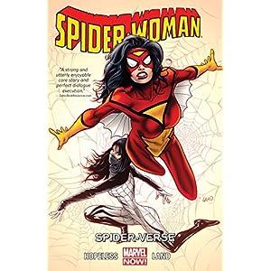 Spider-Woman Vol. 1: Spider-Verse (Spider-Woman (2014-2015))
