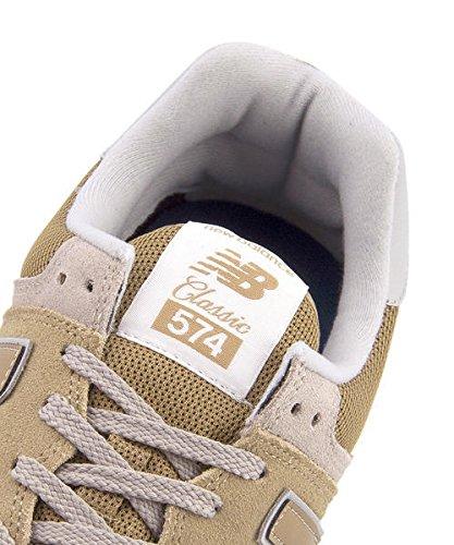 new balance(ニューバランス) ML574 180574 EBE ヘンプ【レディース】