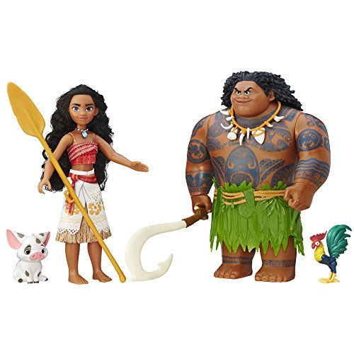 Disney Moana Doll Adventure Collection