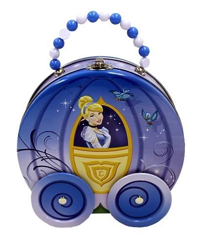 The Tin Box Company 965407-12 Cinderella Carriage Tin Tote (The Tin Box Company Small)