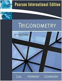 Book Trigonometry