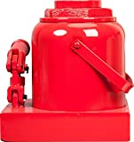 Torin Big Red Hydraulic Bottle Jack, 50 Ton