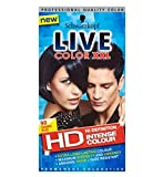 Schwarzkopf Live Color Xxl Hd 90 Cosmic Blue Permanent Blue Hair Dye