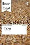 Q&A Torts 2013-2014 (Questions and Answers) by Janice Elliott Montague