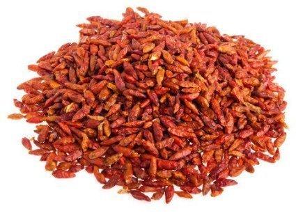 (Qty. 2) 20g Piri Piri Peri Peri Birds Eye Spice Hot Chilli Pepper Whole Pod from Portugal by Bhanus Indian Grocery