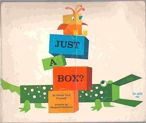 Book Just A Box?