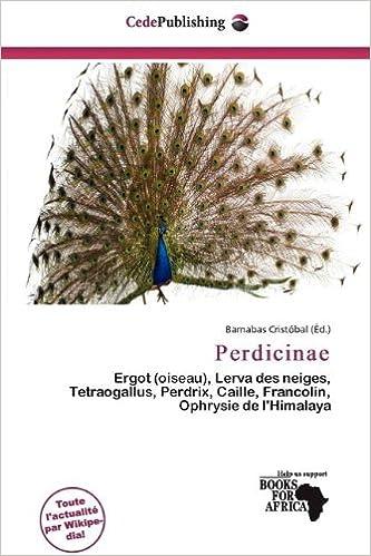 Lire en ligne Perdicinae pdf