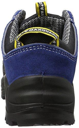 Bleu EU Bleu Sécurité Chaussures C380 Mixte Carl 45 Adulte Maxguard de xIqvz0FqSw