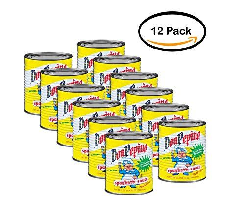 PACK OF 12 - Don Pepino Spaghetti Sauce, 28.0 OZ by Don Pepino