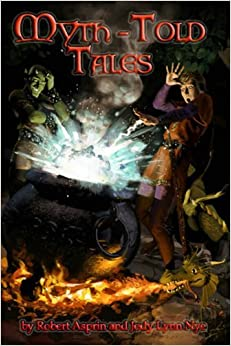Book Myth-Told Tales (Myth Adventures) by Robert Asprin (2003-05-02)