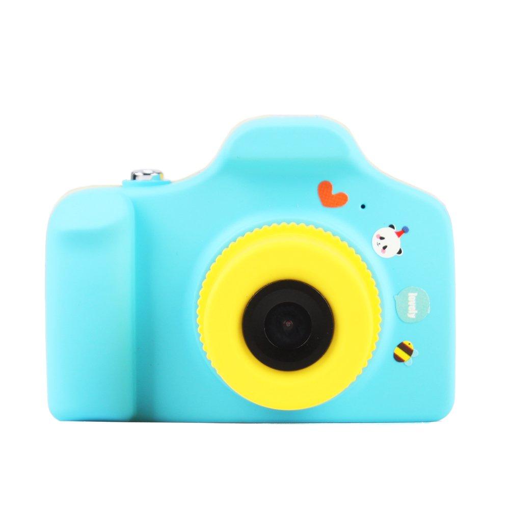 TR.OD Kids Toy Digital Camera 1.5 LCD Mini Camera Cute Birthday/Christmas Gifts Blue HITTIME DYAC249419|02|01WAKLCA