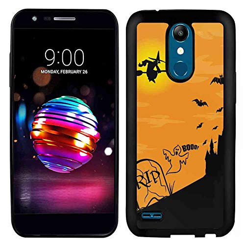 Halloween Rip Candy LG K10 2017 [5.3 Inch] TPU Phone Case]()