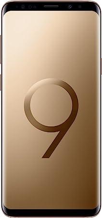 Samsung Galaxy S9+ Smartphone (6,2 Zoll (15,7cm) 64GB interner Speicher, Dual SIM) - Deutsche Version
