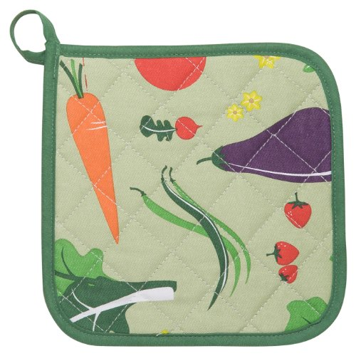 Kitchen Now Designs Potholders Veggies