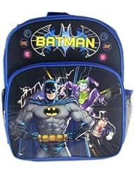 Batman 10.5 Child Mini Backpack-Batman Mini Backpack
