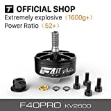 T-motor Latest Upgraded FPV Motor F40pro KV2600 For Racing Quadcopter