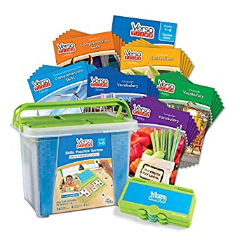 Amazon.com: ETA hand2mind VersaTiles Literacy Differentiation Kit ...