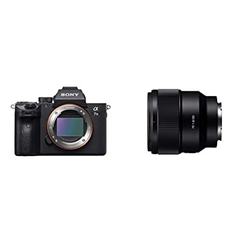 Sony ILCE7M3B Full Frame Mirrorless Compact System: Amazon.co.uk ...