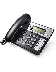 Telefono Fisso Display Office, Nero [Italia]