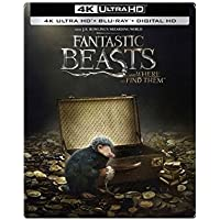 Fantastic Beasts and Where to Find Them Steelbook