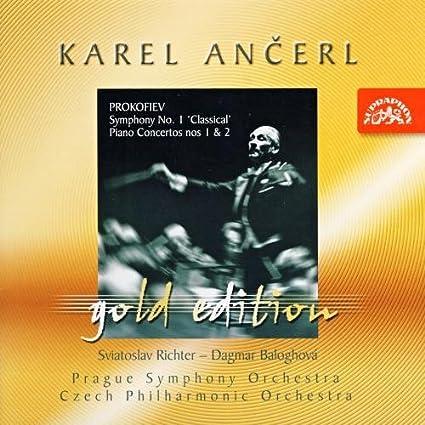 プロコフィエフ:交響曲第1番 ニ長調「古典」 他