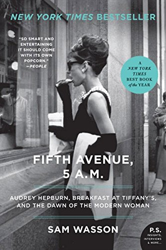Fifth Avenue, 5 A.M.: Audrey Hepburn, Breakfast at Tiffany's, and the Dawn of the Modern - Shops Avenue 5th New York