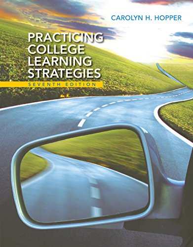 Download Practicing College Learning Strategies (Textbook-specific CSFI) Pdf