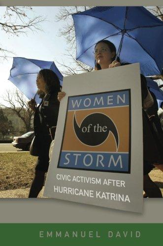 Download Women of the Storm: Civic Activism after Hurricane Katrina ebook