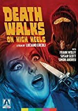 Death Walks on High Heels (Special Edition) [DVD]