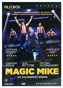 Magic Mike [DVD] [Region 2] (English audio) by Matt Bomer