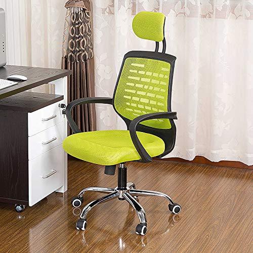 GAOPANG konferensrum uppgift skrivbord stol sovrum kontorsstol svängbar stol nät hög rygg datorstol med nackstöd, sitthöjd: 45-54 cm