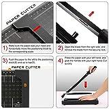 Paper Cutter A4 Paper Trimmer Heavy Duty Photo