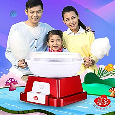 MU Máquina de algodón de azúcar para el hogar para niños Mini ...