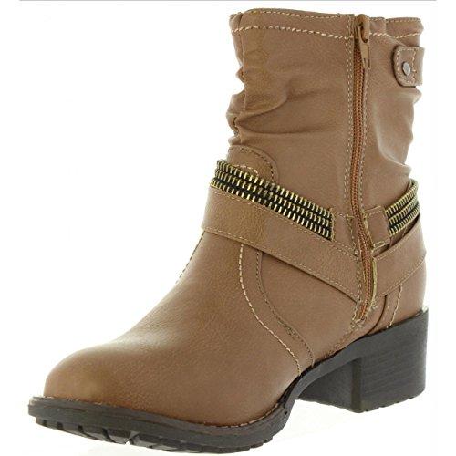 Urban Bottes Pour Camel B089150 Femme b6600 1wHwxqaZ
