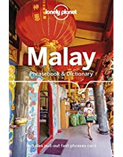 Lonely Planet Malay Phrasebook & Dictionary 5 5th Ed.