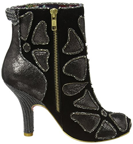 real sale online Irregular Choice Women's Frozen Peas Boots Black (Black) sale top quality 7h25AU
