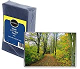 Postcard & Photo Protective Sleeve Toploader - 6'' x 4'' - Pack of 25