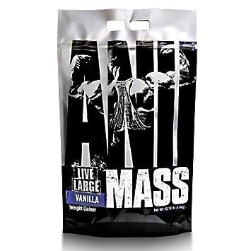 Amazon.com: Universal Nutrition Animal Mass – Vainilla – 28 ...