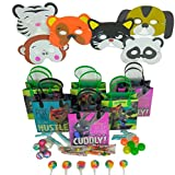 Zootopia Party Favor Deluxe Kit (6-Pack)