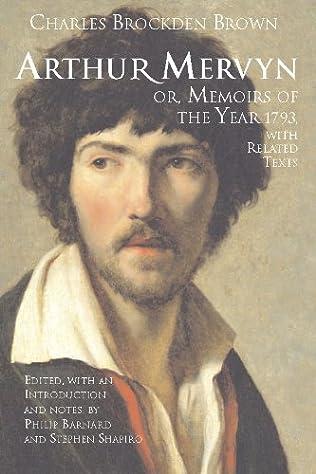 book cover of Arthur Mervyn