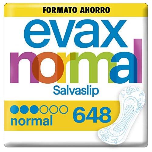 chollos oferta descuentos barato Evax Salvaslip Normal Protegeslips 648 Unidades