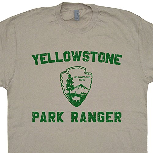Yellowstone National Camping Vintage Shirtmandude product image