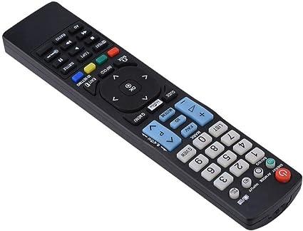Suchinm Control Remoto de bajo Consumo, televisor Inteligente de ...