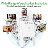 WiFi Range Extender, 1200Mbps Wireless Signal