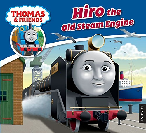 Download Thomas & Friends: Hiro (Thomas Engine Adventures) ebook